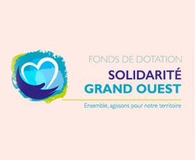 photo Solidarité Grand Ouest : trio gagnant pour les associations