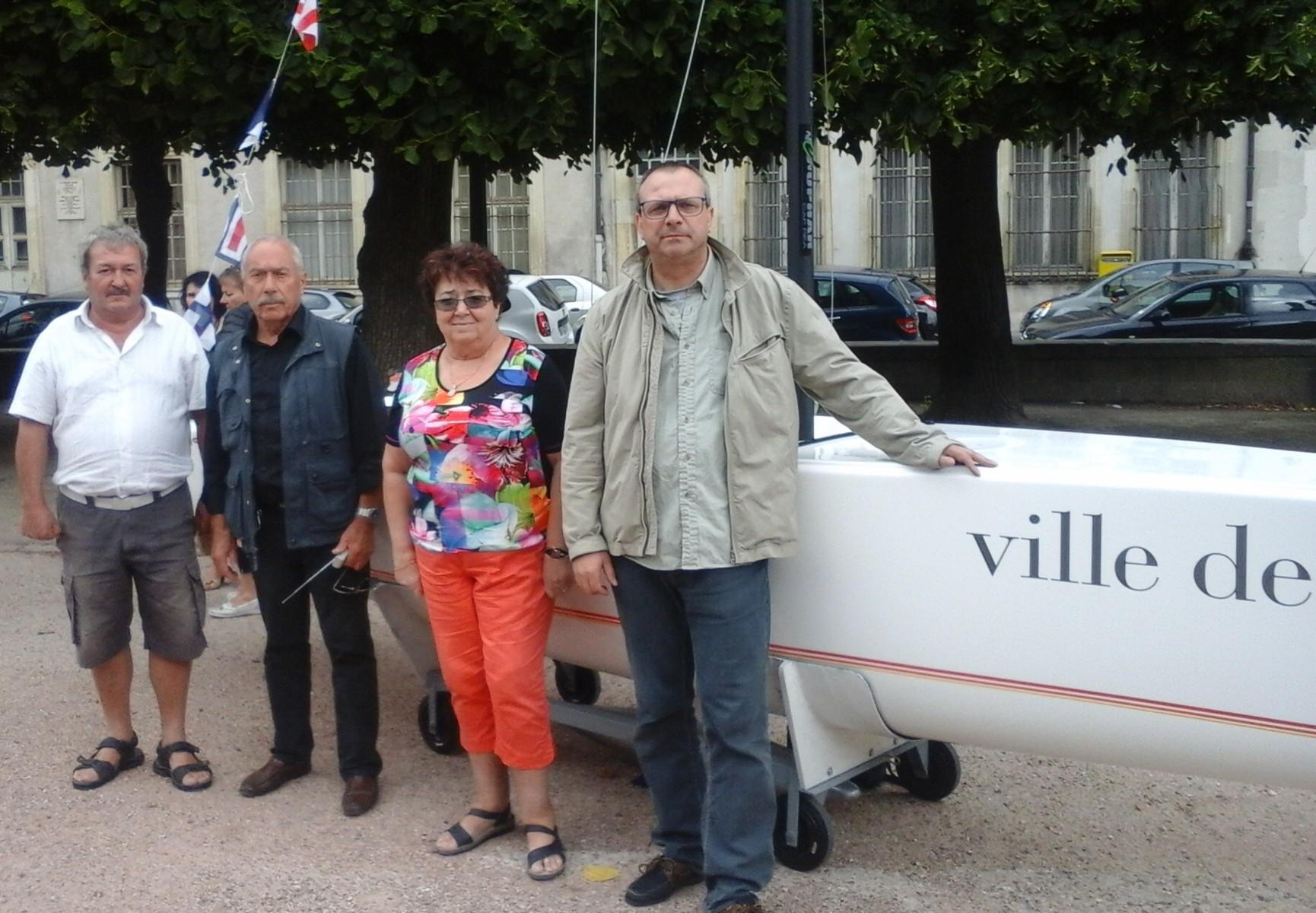 photo Le Fonds ACEF pour la Solidarité finance l'acquisition d'un bateau pour les personnes handicapées