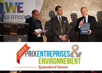 photo La Banque Populaire Alsace Lorraine Champagne primée pour son engagement RSE