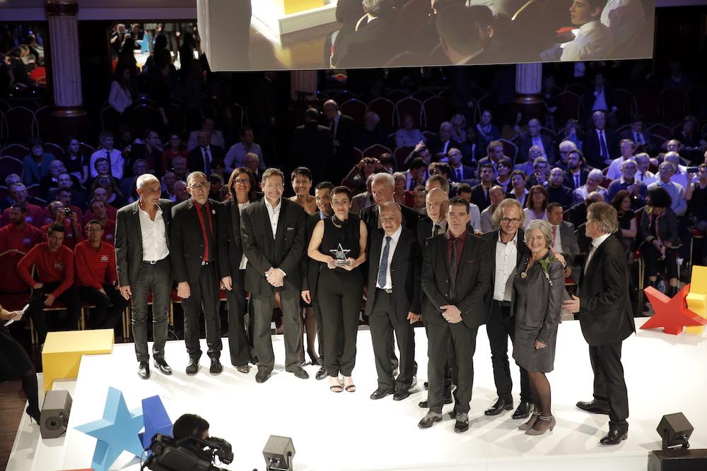 photo Prix Stars et Métiers 2015