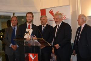 photo Remise des Prix de thèses 2015 de la Fondation Varenne