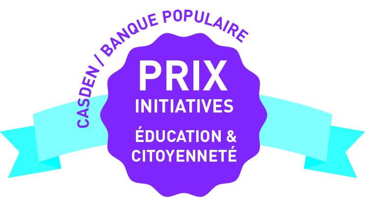 photo Remise des Prix Initiatives Éducation & Citoyenneté CASDEN / Banque Populaire 2017