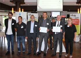 photo BPALC reçoit le « Prix Mobilité Entreprises 2017 »