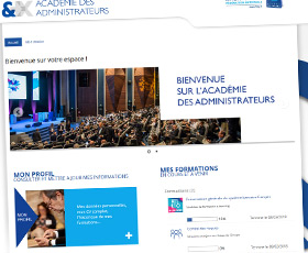 photo La nouvelle Académie des Administrateurs est arrivée !