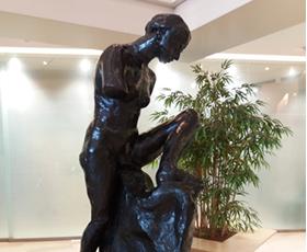 photo Les œuvres de Rodin en tournée !