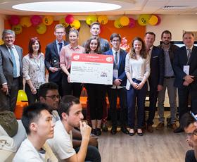 photo Championnat Start-Up 2018 d'Entreprendre pour Apprendre