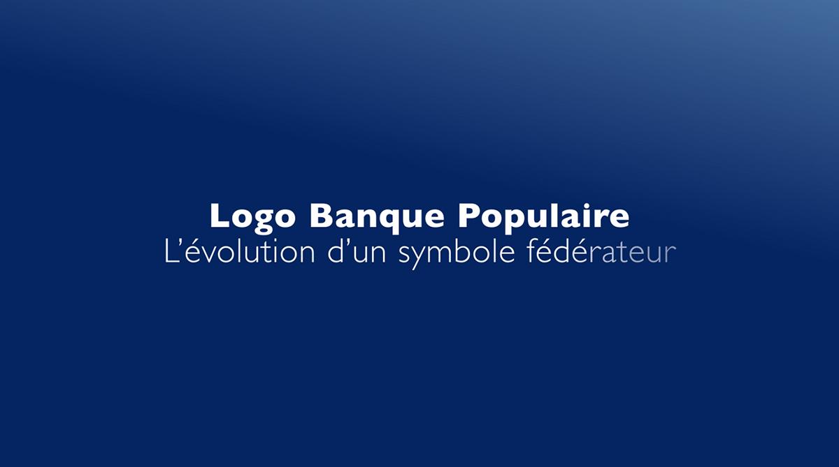 Un Nouveau Logo Pour La Marque Banque Populaire