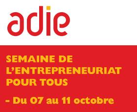 photo Semaine de l'entrepreneuriat pour tous avec l'Adie