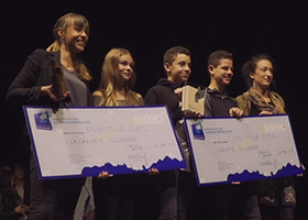 photo du laureat