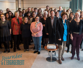 photo La Banque Populaire Rives de Paris facilite l'engagement solidaire de ses collaborateurs