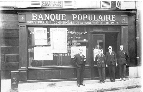 La grande collecte Banque Populaire - Fédération Banque
