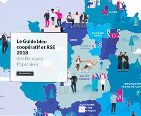 photo Le Guide Bleu coopératif et RSE 2018