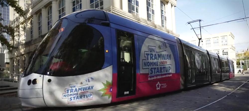 photo La Banque Populaire du Sud roule avec « Un Tramway Nommé Startup »