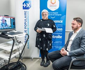 photo Un check-up santé gratuit sur son lieu de travail