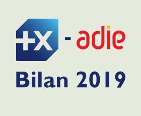 photo Les Banques Populaires et l'Adie : les chiffres clés pour 2019