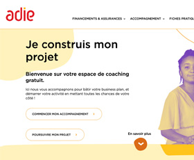 photo Aider les micro-entrepreneurs à construire leur projet en ligne