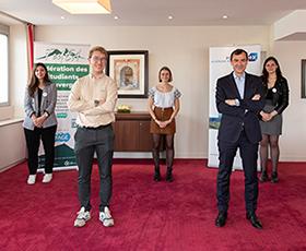 photo Les Banques Populaires accompagnent la relance