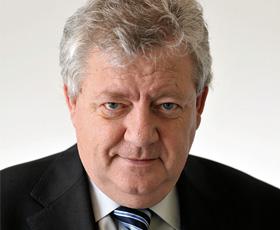 photo André Joffre, réélu à la présidence de la Fédération Nationale des Banques Populaires
