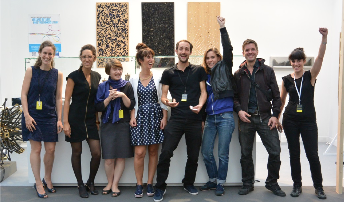 photo Retour sur le salon Révélations 2015 : la Fondation Banque Populaire présentait 5 de ses lauréats artisans d'art