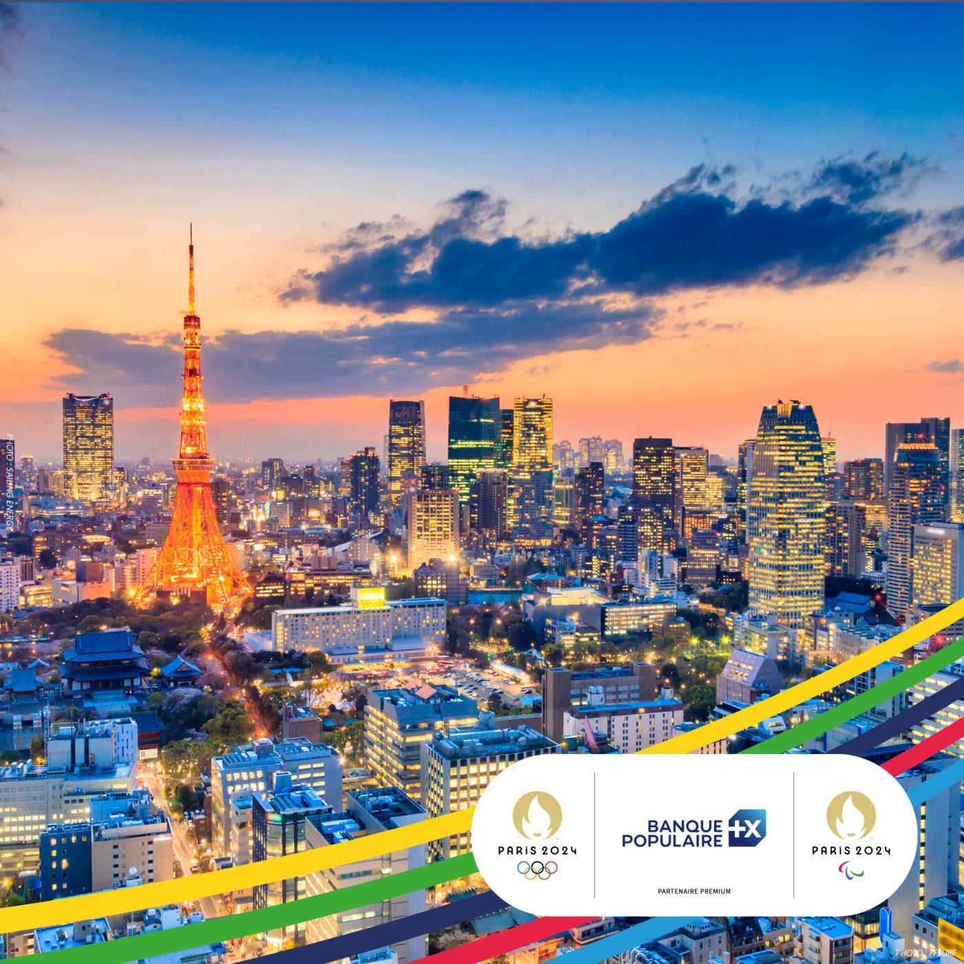 photo Retour sur Tokyo 2021 !